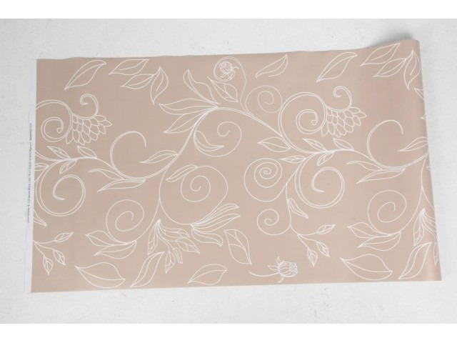 Papel de parede para quarto de casal r 68 00 em mercado livre - Papel para revestir paredes ...