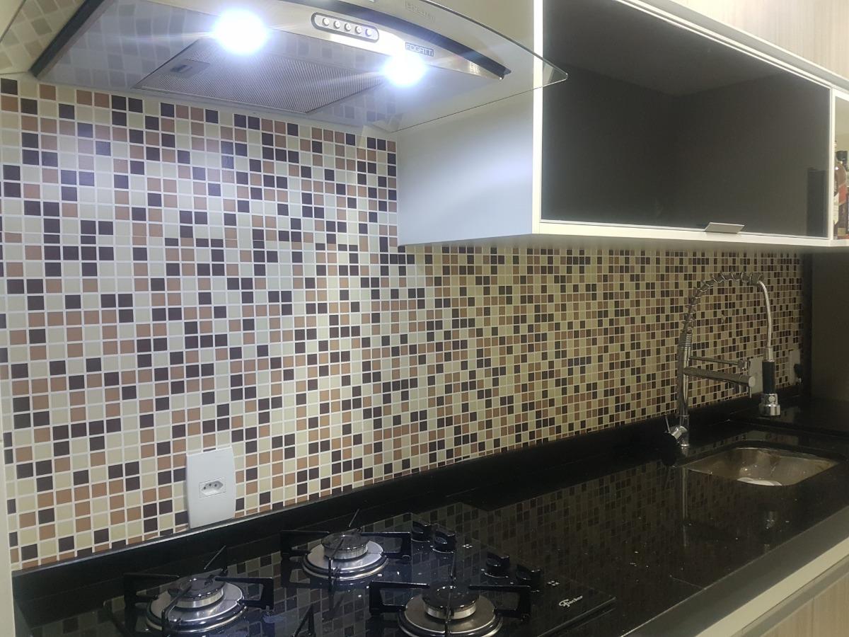 307dcd5c7 papel parede para cozinha auto adesivo lavável vinílico c nf. Carregando  zoom.
