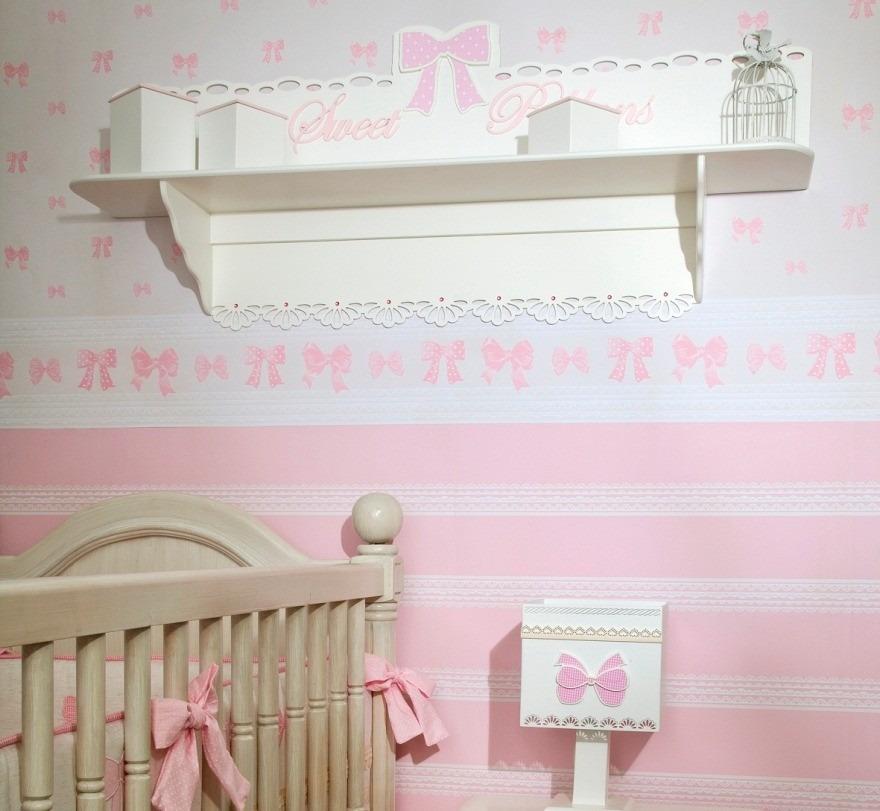 Papel de parede bambinos quarto infantil bobinex beb for Papel para empapelar infantil