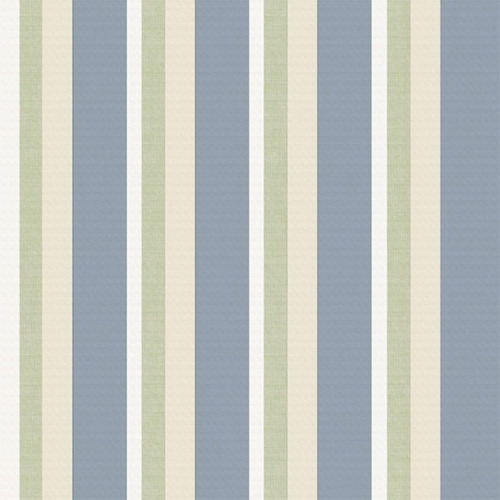 papel parede quarto listrado bege azul listas horizontal