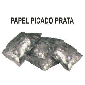 papel picado chuva de prata para maquina sky paper 10 kilos