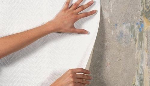 papel pintable muresco murpaint ladrillos blanco 32014 soul
