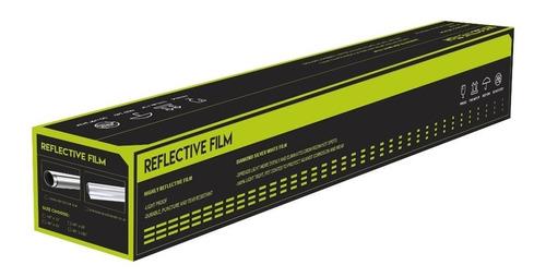 papel reflectante 1.20 x 15m cultivo en indoor