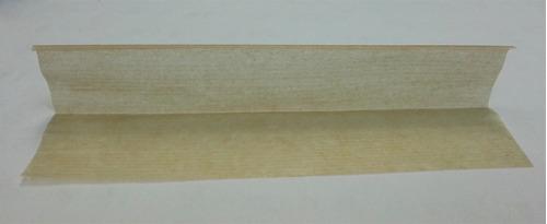 papel sem cloro 330 unidades 11 x 4cm #growhugreen