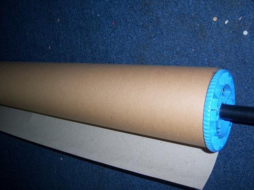 papel semipuro para molderia