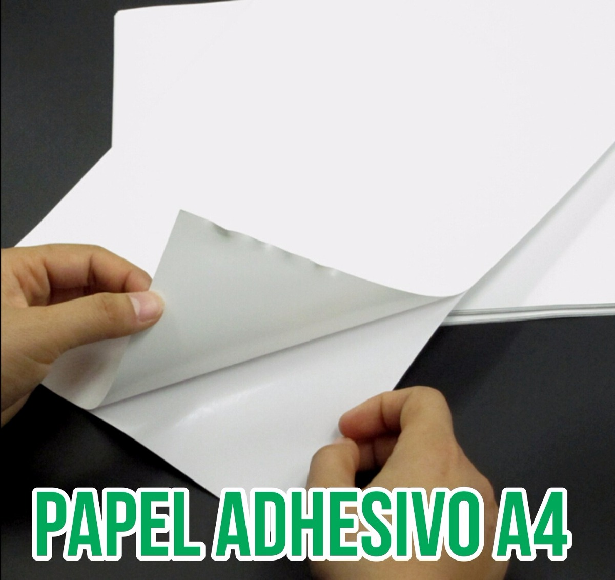 papel sticker para imprimir pack x25 s 24 00 en mercado