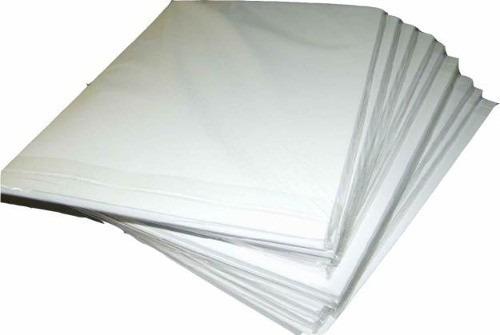 papel sublimacion hojas carta x 50 impresion por sublimación