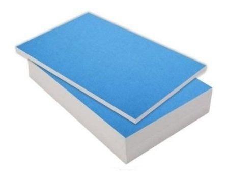 papel sublimatico havir, a3 fundo azul, pacote 500 folhas