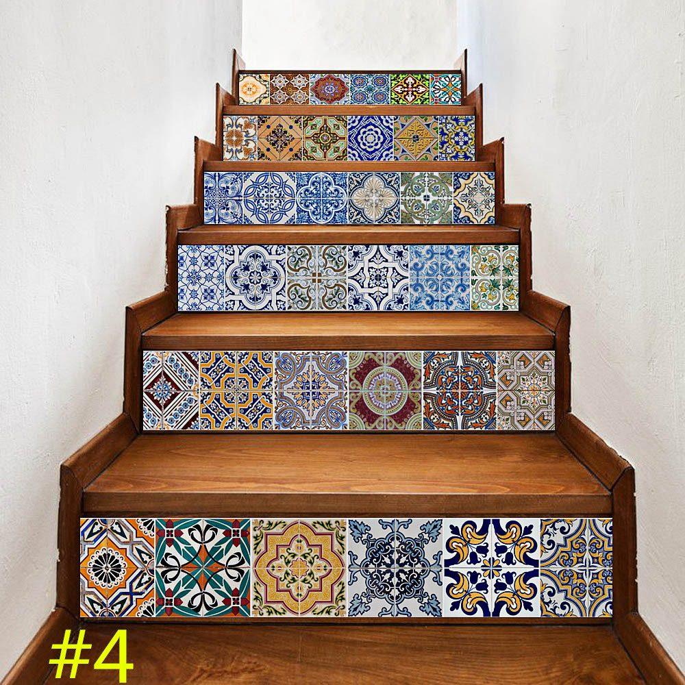 Papel Tapiz Adhesivo Decorativo Con Patrones Mexicanos 513 83