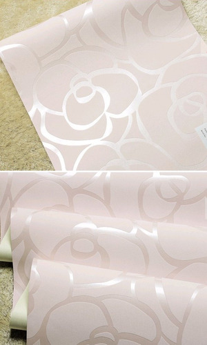 papel tapiz de colgadura qihang noble rose flor patrón