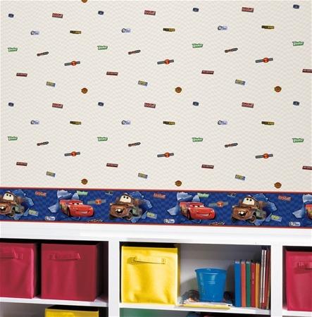 Papel tapiz decorativo infantil exclusivo lavable disney for Papel tapiz infantil