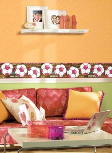 papel tapiz decorativo infantil y juvenil p niña 100% lavabl