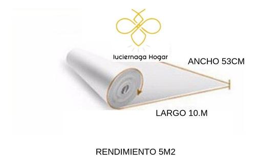 papel tapiz floral beige damasco  estilo europeo 10metros!!