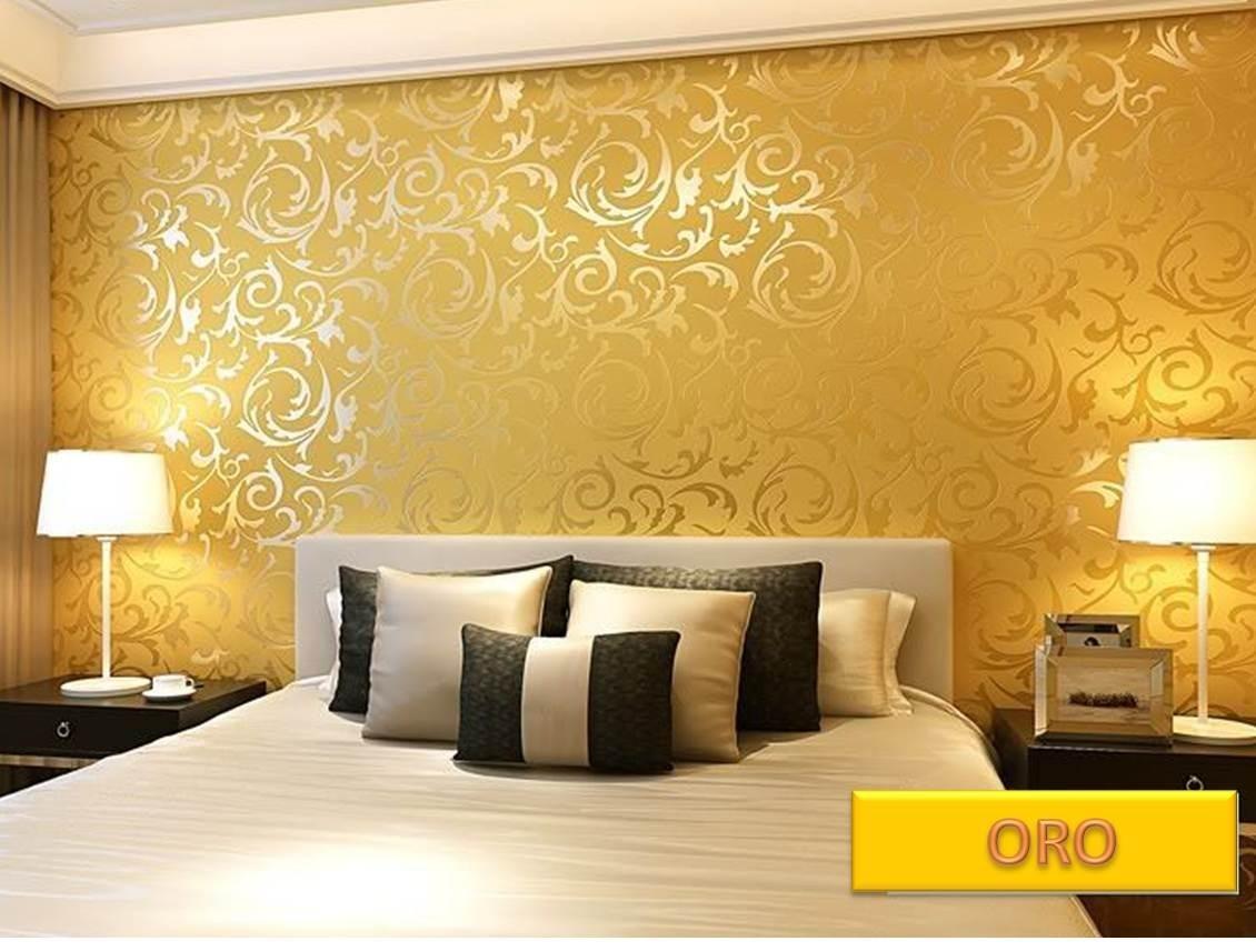 Papel tapiz importado de pvc lavable modelo holanda for Papel lavable para paredes