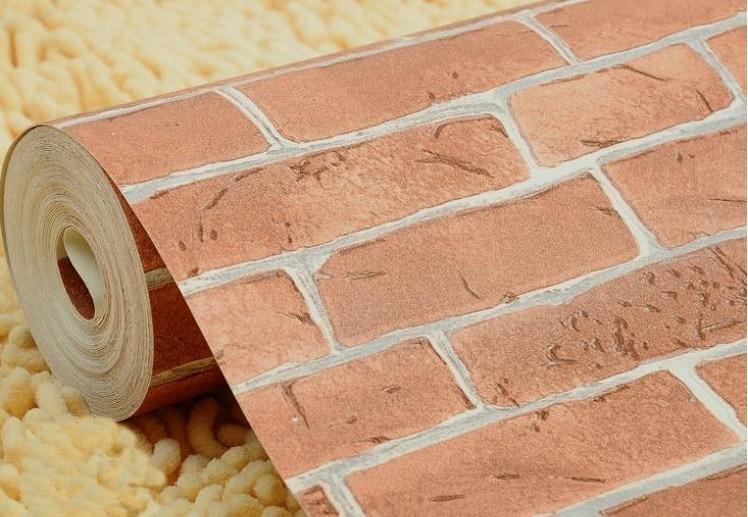 Papel tapiz ladrillo 1 en mercado libre for Papel de pared precio