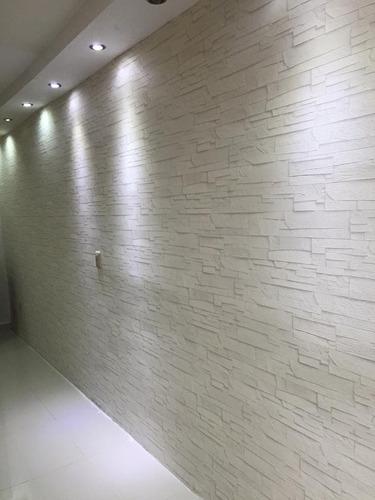 papel tapiz piedra natural, con textura y lavables