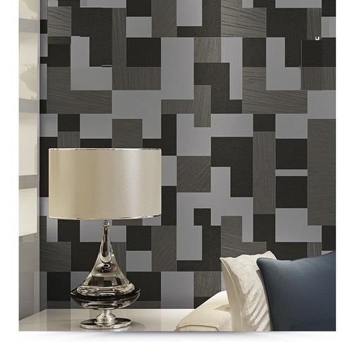 papel tapiz sala comedor 3d relieve excelente calidad