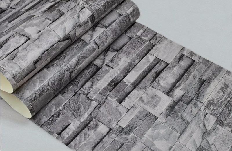Papel Tapiz Tipo 15 Chr15 Est15 Piedra Pared Envio Gratis 15