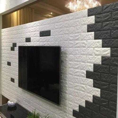 papel tapiz vinilo decorativo 3d adhesivo decoración 70*78cm