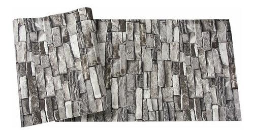 papel tapiz wp65105 vintage piedra ladrillo envío gratis