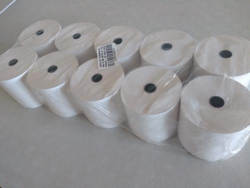 papel térmico 80x80x13