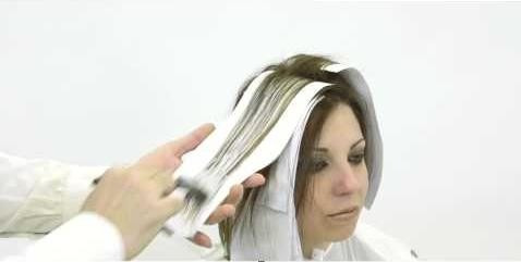 papel térmico decoloración de cabello x 50 mts + dispensador