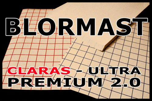 papel transfer blormast premium ropa tela clara a3 x50