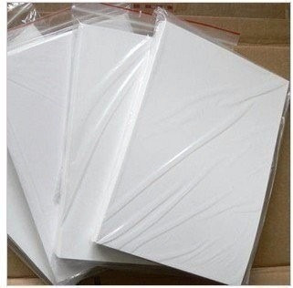 papel transfer impre. laser copos plásticos brindes 60 fls