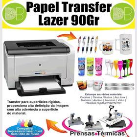 Papel Transfer Laser Para Long Drink E Canecas De Chopp