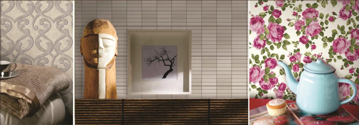 Papeles vinilicos para paredes papel muresco urban home for Papel decomural muresco