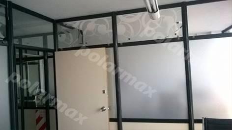 papel vinilo contact esmerilado p/ vidrios y ventanas