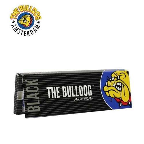 papel y filtro tips - the bulldog black