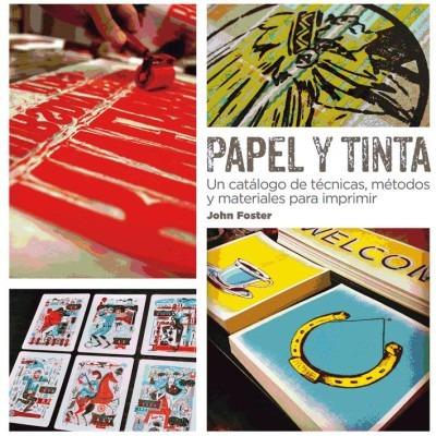papel y tinta(libro )