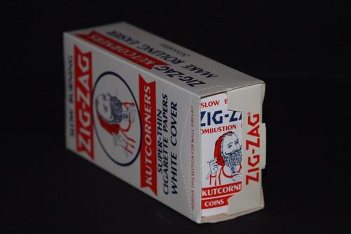 papel zig zag kutcorners caja con 24 libros