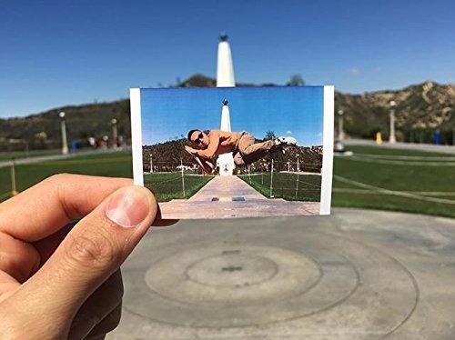papel zink para cámara instantánea polaroid - 20 unidades