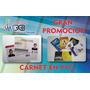 Gran Promoción 10 Carnet Pvc Americano