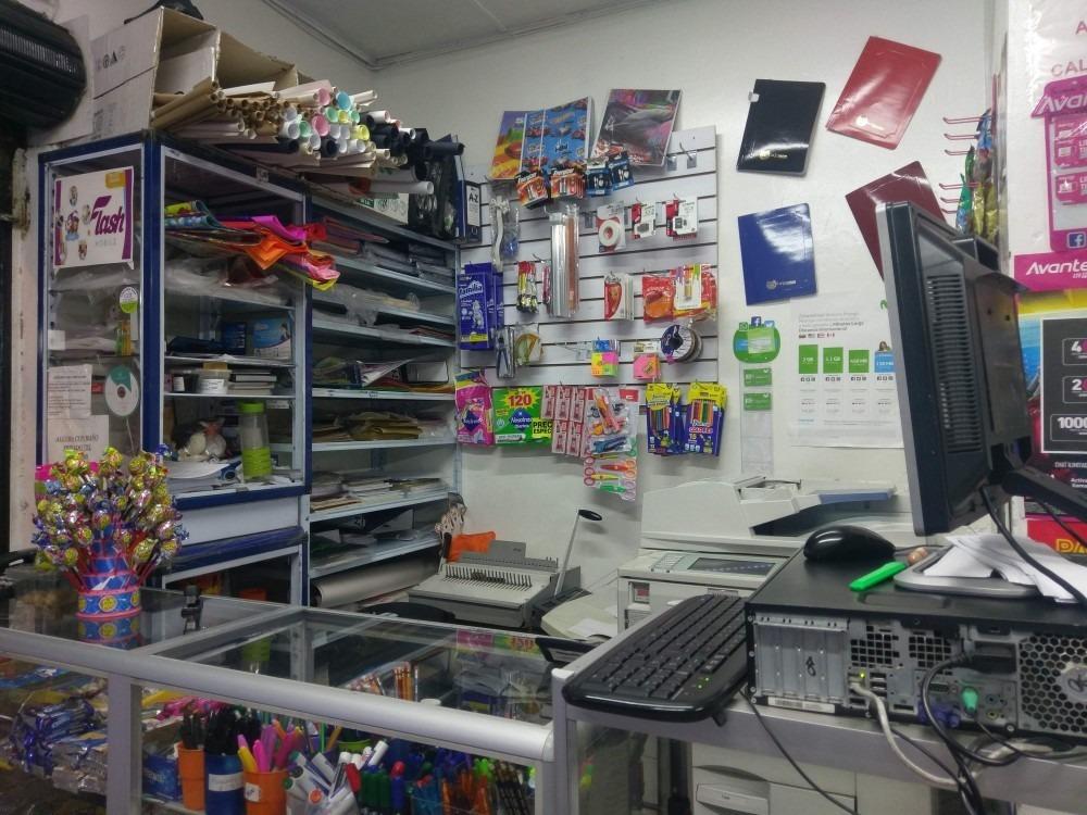 papelería, internet, centro de fotocopiado