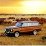 Vinil Jeep Wagoneer Madera Camo Rotulación Hilocolor Vinyl