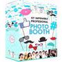 Kit Imprimible Photo Booth Props Bodas 15 Años Baby Fiestas