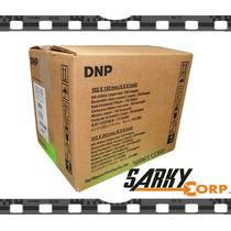 Papel Para Impresoras Kodak 6800, 6850,y 605 6r, Marca Dnp