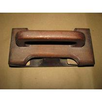 Porta-papel Secante Antiguo De Madera Mide 17x8 Cms.