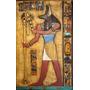 Antiguo Egipto - Dioses - Anubis - Lámina 45x30 Cm.