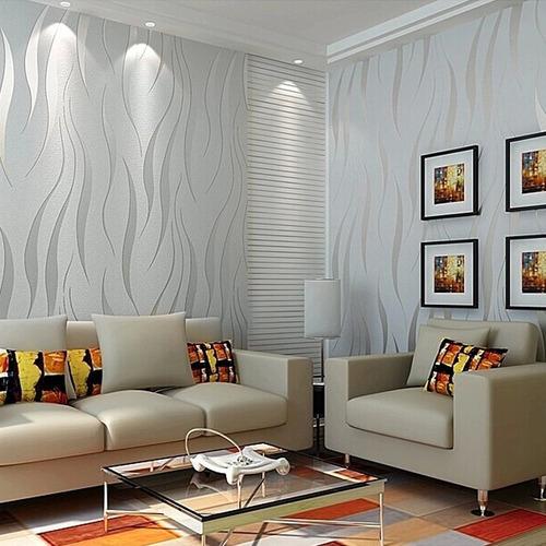 papeles pintados modernos no tejidos en d, papel tapiz...