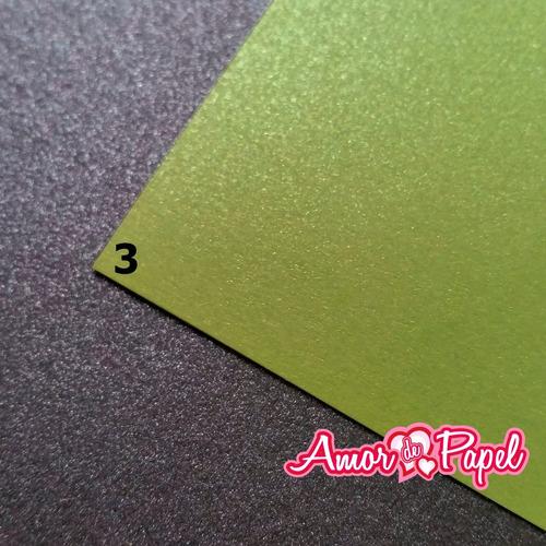 papeles satinados perlados metalizados 72 x 102 cm 285 grs.
