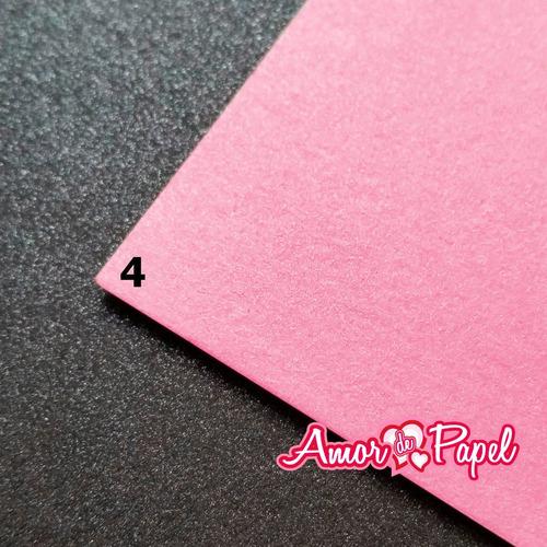 papeles satinados perlados metalizados x 20h a4 cm 120 grs.