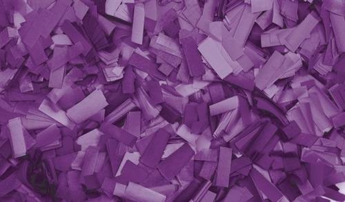 papelitos confeti violeta maquina lanza papeles skyshow dj !