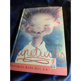 Papelucho  N 1- Marcela Paz  Primera Edicion  1947 -