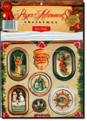 paper adornment s cristmas vol 1 de boccato andre