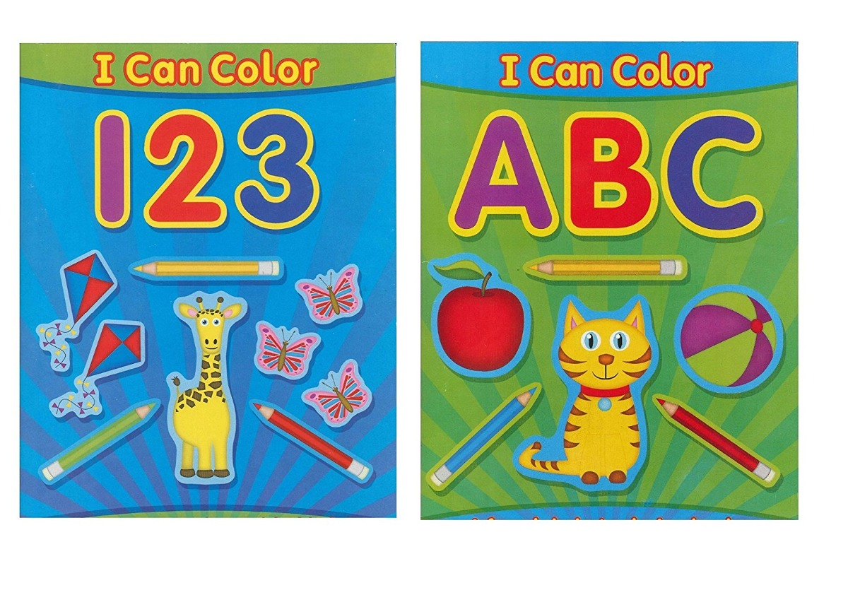 Paper Craft Coloring Books For Kids, Libros De Colorear Y ...
