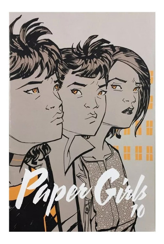 paper girls #10 - ed. planeta - similar a stranger things